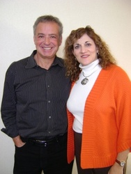 Alan Weiss and Linda Popky