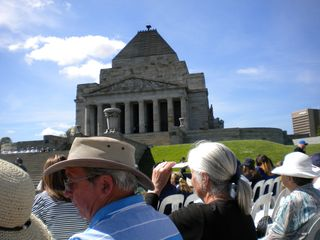 The Shrine of the Remembrance