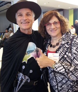 Paul Wcisclo & Linda Popky