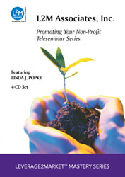 Promoting Your Non-Profit Teleseminar