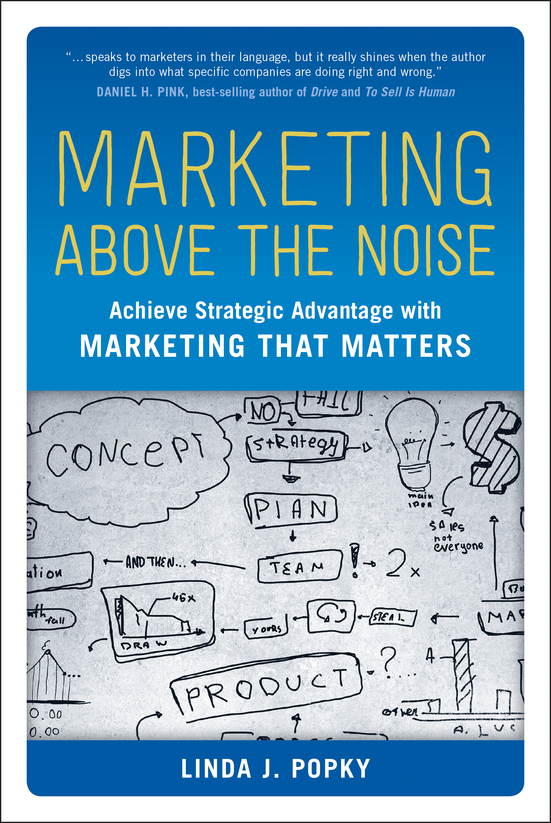 Marketing Above the Noise: Achieve Strategic Advantage with Marketing that Matters