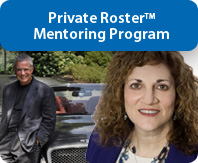 Private Roster Mentoring Program